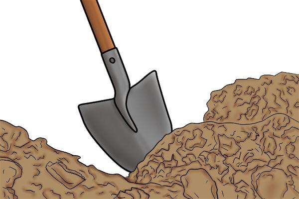 лопата американка