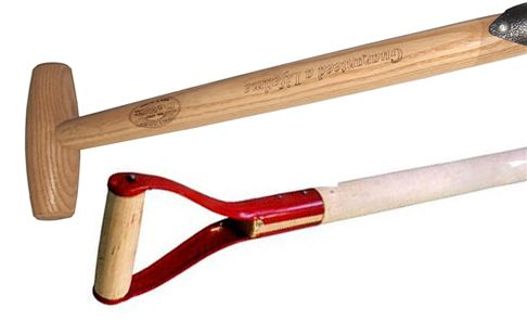 рукоятки лопат
