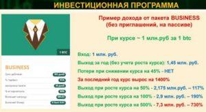программа дохода